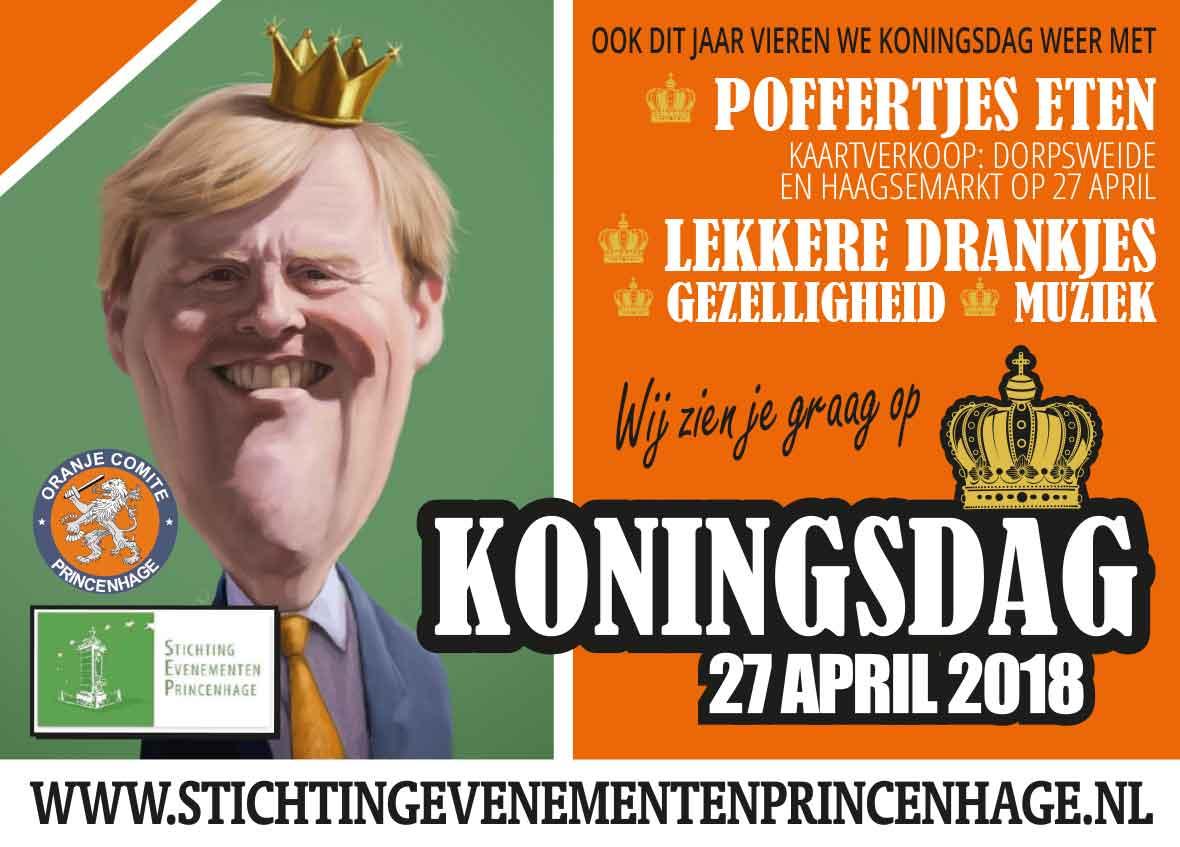 Koningsdag 2018 Princenhage