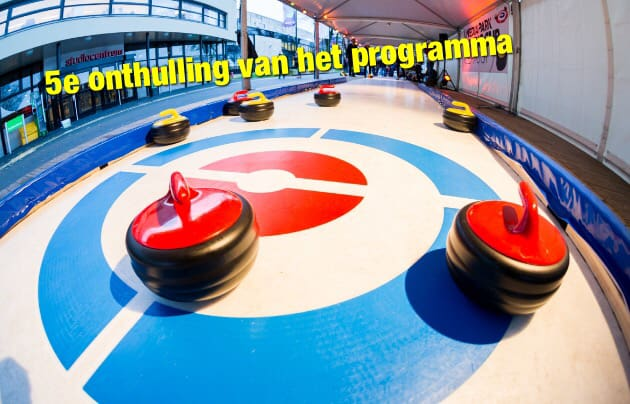 Curling toernooi